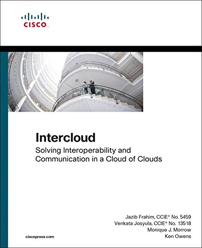 Intercloud  Solving Interoperability And Communication In A Cloud Of Clouds  Networking Technology
