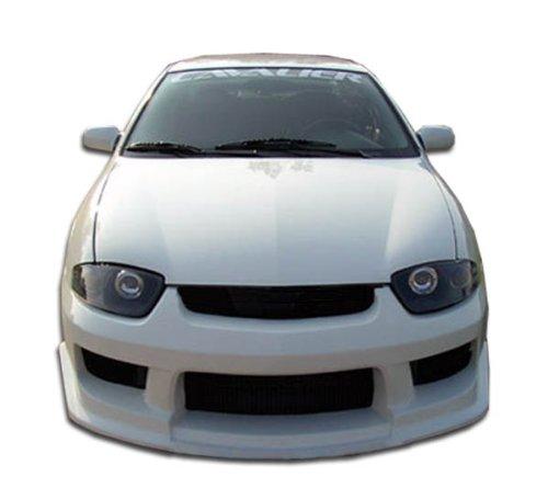 Extreme Dimensions Duraflex Replacement for 2003-2005 Chevrolet Cavalier Drifter Front Bumper Cover - 1 - Chevrolet Cavalier Fiberglass