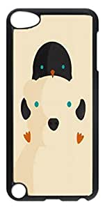 iCustomonline Snow Buddies Back Cover Snap on Case for iPod Touch 5 5th