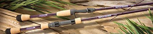 - St.Croix Mojo Bass 7ft Mhmf 1pc Casting Rod (Mjc70mhmf)