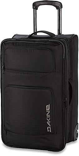 Amazon.com: Dakine Over Under Travel Bag, Black, 49-Liter: Sports ...