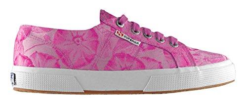 Superga 2750 Fabricw Vanity - Zapatillas de lona para mujer rosa - Pink (Fuxia)