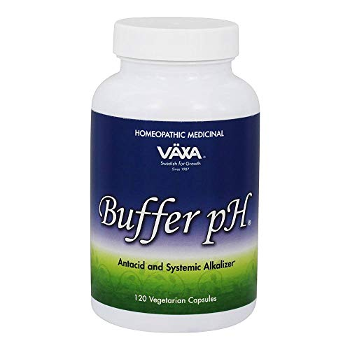 (VAXA Buffer-Ph+ - 120 Capsules (Natural Remedy to help with Acidosis))