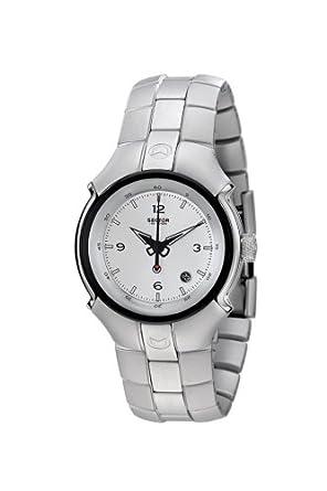 42a5d3bf8d Amazon   Sector r3253195515 32 mmステンレススチールCaseアルミニウムアクリルメンズ腕時計   SECTOR(セクター)    腕時計 通販