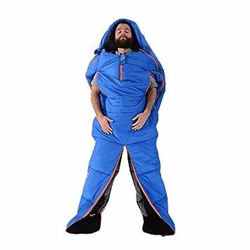 SUHAGN Saco de dormir Sacos De Dormir De Algodón De Albergues Para Los Estudiantes Adultos A