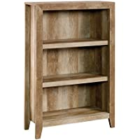 Sauder 418531 Dakota Pass Craftsman 3-Shelf Bookcase, Craftsman Oak