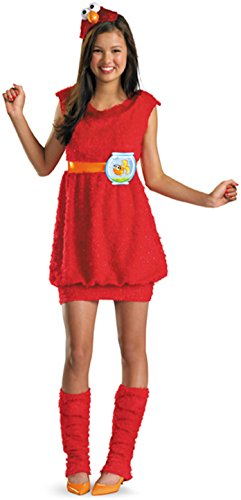 Elmo Tween Costume - X-Large