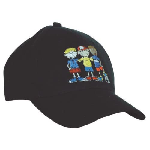 """'Gorra de béisbol/Base Cap """"de balón de fútbol para niños"""