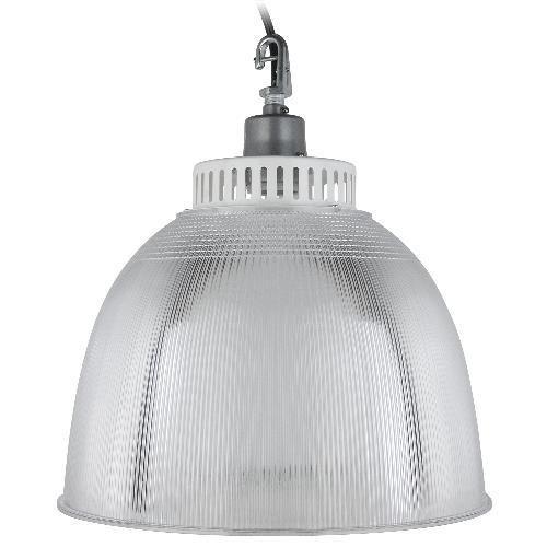 Sunlite HBFL16AC/P 16 inch acrylic high bay energy saving fixture