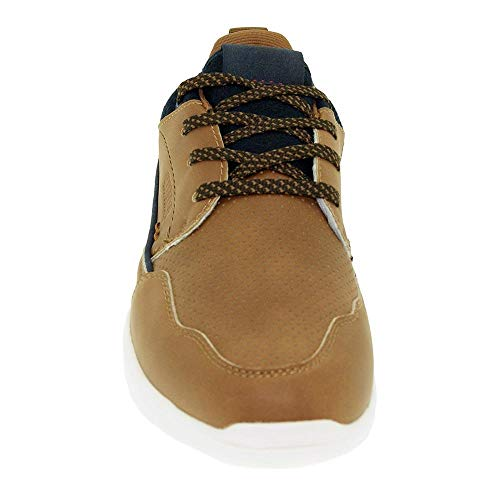 Cuero Para Color Hombres Mustang Zapato Jousef Talla 44 RqRPvw