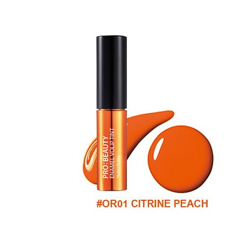 3-Pack-HOLIKA-HOLIKA-PRO-Beauty-Enamel-Volip-Tint-OR01-Citrine-Peach