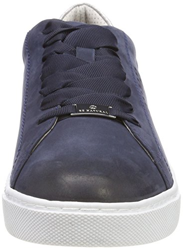 Natural Sneakers 23641 Femme Be Bleu Basses navy Zwad4qE4