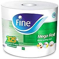 FINE Mega Roll Hand Towel 325meters x 1 Ply