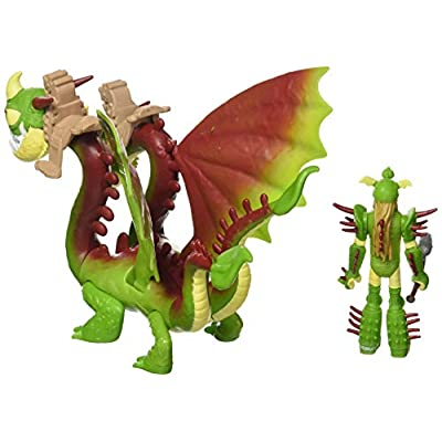 DWD Tuffnut & Barf & Belch Toy - How to Train Your Dragon: Toys & Games