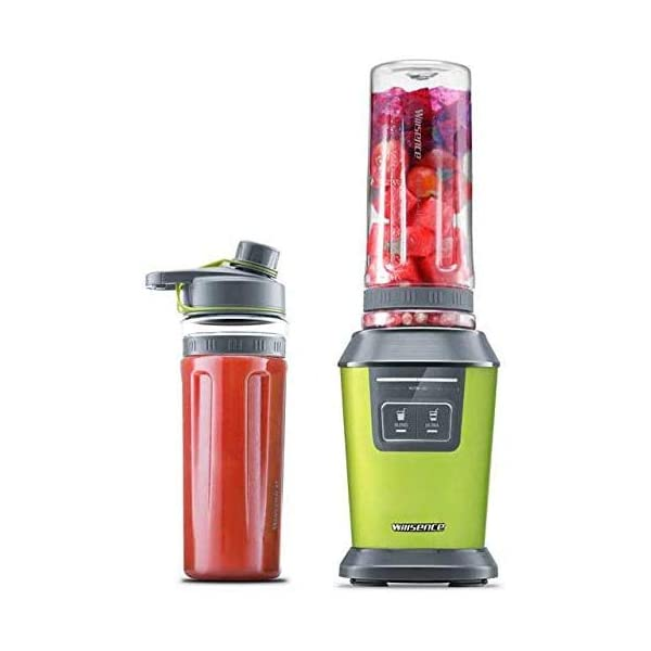 Willsence Blender Personal Smoothie Blender(Recipe Book Included), 700 Watts Intelligent...