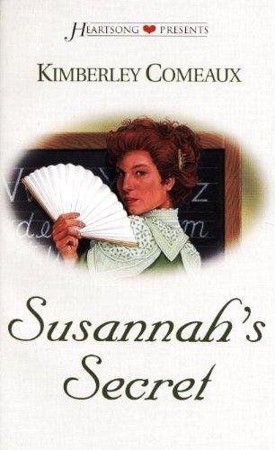 book cover of Susannah\'s secret