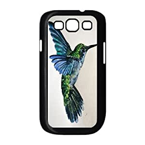 Beautiful HummingbirdPattern Hard Case Cover For Samsung Galaxy S3 Case HSL414695