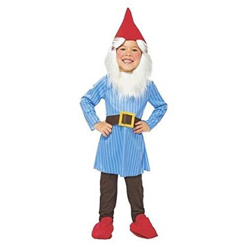 Gnome Halloween Costumes Toddler (Infant/Toddler Jolly Gnome Costume (2T-3T))