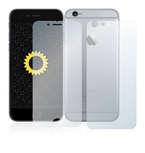Vikuiti Pellicola Protettiva Schermo DQCM30 da 3M per Apple iPhone 6 (Anteriore + Posteriore)