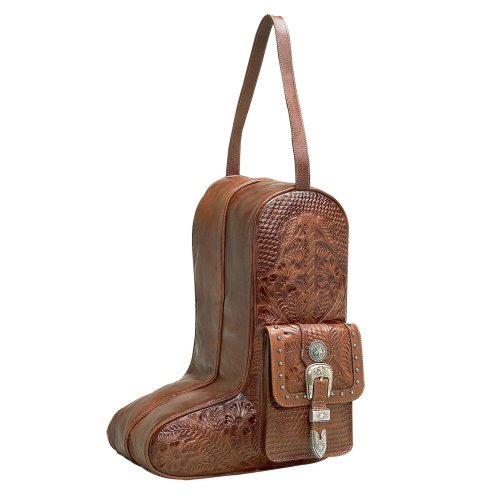 American West 8565736 Retro Romance Boot Bag by American West