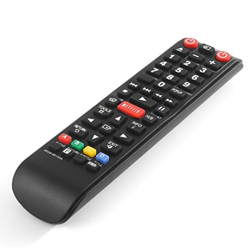 New Replacement AK59-00145A Remote Control for Samsung Blu-Ray Disc Player.