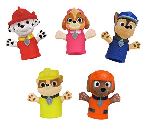 Nickelodeon Paw Patrol Bath Finger -