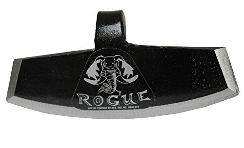 Rogue Garden Hoe 575G   Light-Weight but Tough Hoe   Made in USA   100% Lifetime Guarantee