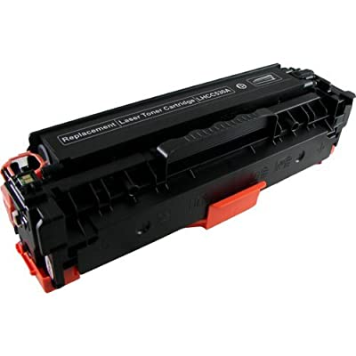 Toner Clinic ® Compatible Black Laser Toner Cartridge for HP 304A CC530A Black Compatible With HP Color Laserjet CM2320FXI, Color Laserjet CM2320n, Color LaserJet CM2320NF, Color Laserjet CP2020, Color Laserjet CP2025, Color Laserjet CP2025dn, Color Laser