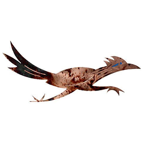 7055 Inc Southwest Road Runner Metal Wall (Southwest Metal Art)
