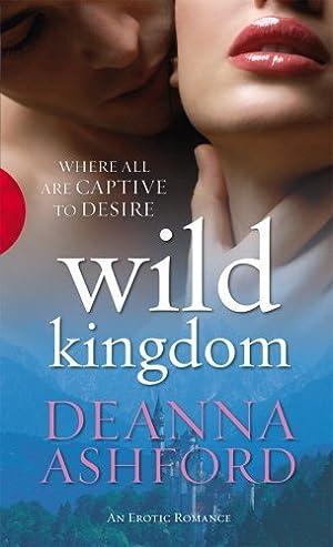 book cover of Wild Kingdom