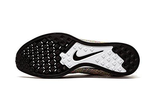 Negro Zapatillas Dark Bl adultos Unisex Racer deporte Grey Black Pnk Nike Fl Glow Gris Flyknit de Exnzawq8