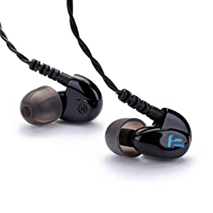 Westone 2 Dual-Driver Universal Fit Earphone, Black (Discontinued by Manufacturer)