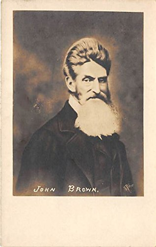 - John Brown Famous People Postcard