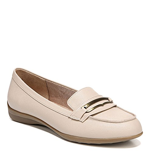 LifeStride Women's Phoebe Loafer, Soft Taupe, 6.5 W US
