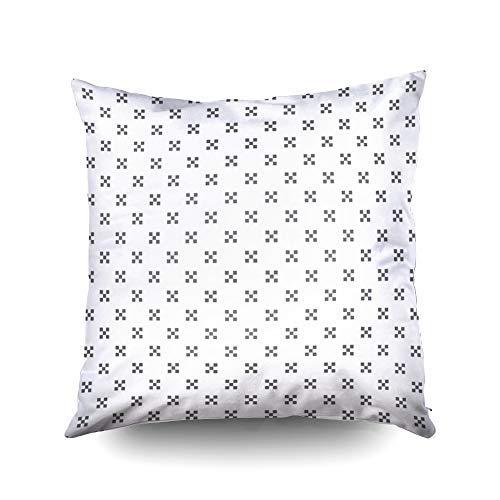 XMas - Funda de almohada decorativa con diseño de rombos ...