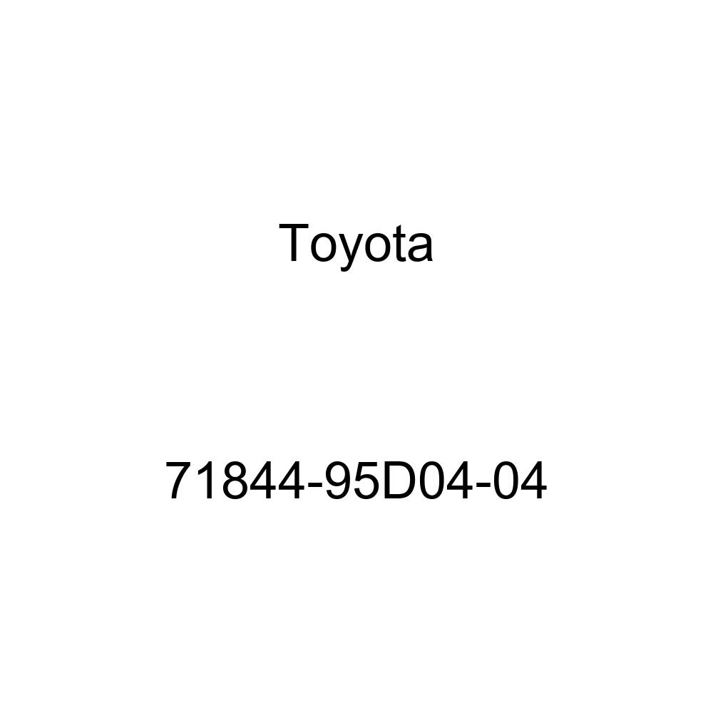 TOYOTA 71844-95D04-04 Seat Reclining Cover