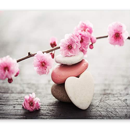 artgeist Photo Wallpaper Blossom Stone 135