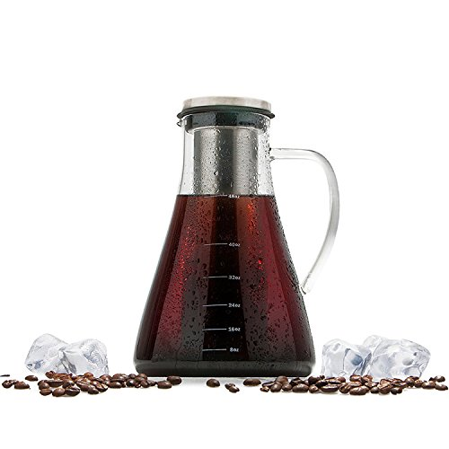 Infuser Wintergreen Pitcher Stainless Dishwasher product image