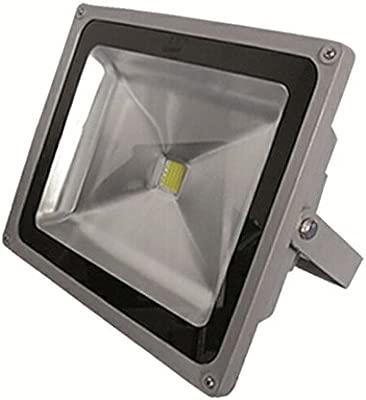 F-Bright Led - Proyector led 10w 3500k: Amazon.es: Iluminación