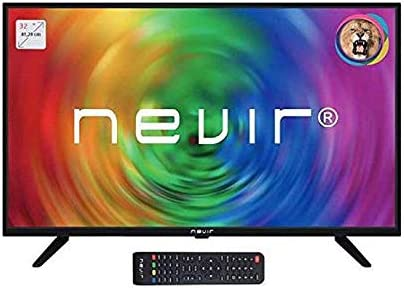 TV LED 32 Nevir NVR-7707-32RD2-N HD Ready - TV LED: BLOCK: Amazon.es: Electrónica
