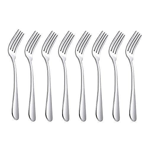 Stainless Steel Table Fork - 6