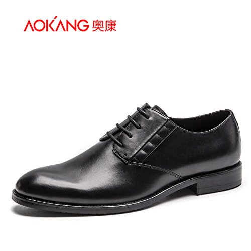 Aemember Hommes Chaussures Confortables Chaussures Low-top Youth Chaussures Hommes Chaussures Black, 43, Office.