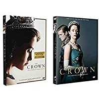 The Crown. Seasons 1 and 2. The complete series