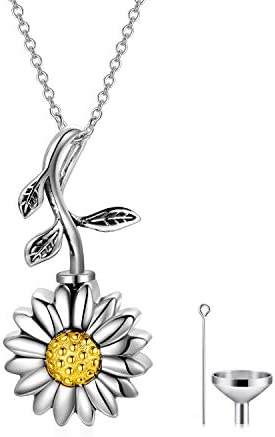 Personalized Sterling Necklace Keepsake Cremation
