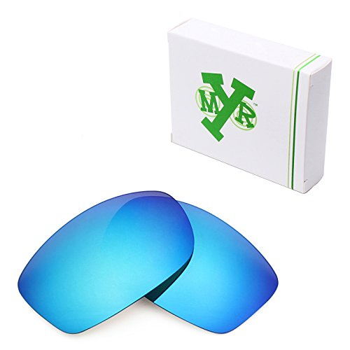 Mryok Polarized Replacement Lenses for Costa Del Mar Zane - Ice - Replacement Lense Costa