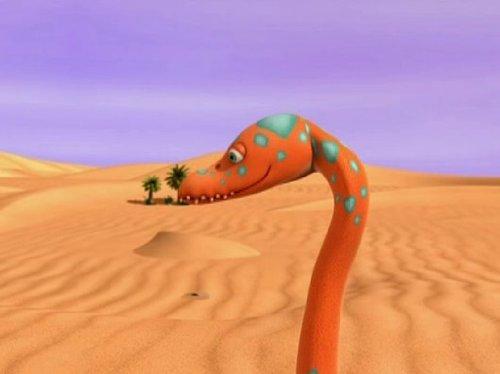 Elmer Visits the Desert