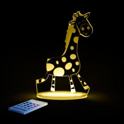 aloka Giraffe SleepyLight (Zoo Baby Lamp)