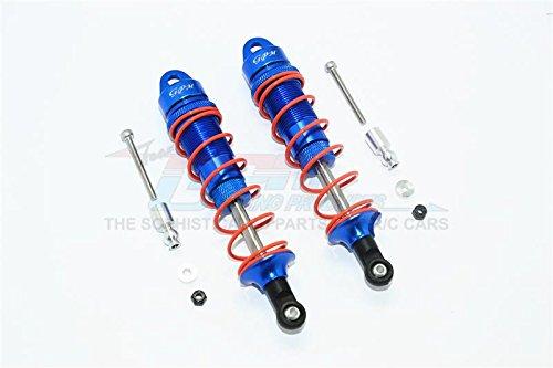 Arrma Kraton 6S BLX (AR106005/106015/106018) Upgrade Parts Aluminum Front Adjustable Dampers 110mm - 1Pr Set (Oil Damper Set)