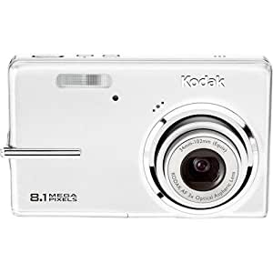 Kodak Easyshare M893IS 8.1 MP Digital Camera with 3xOptical Image Stabilized Zoom (Silver)