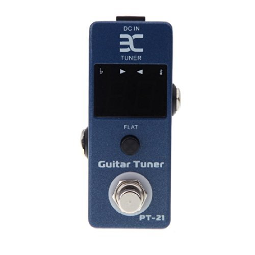 ENO Micro PT-21 Guitar Tuner Pedal Tuner Effect Compact For TC Electronics by Eno Audio